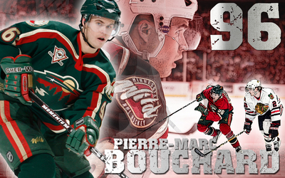 Pierre-Marc Bouchard poster G341338