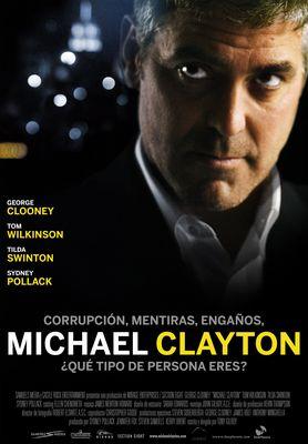 Michael Clayton poster G341603