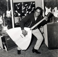 Bo Diddley picture G341716