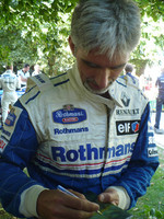 Damon Hill picture G342605
