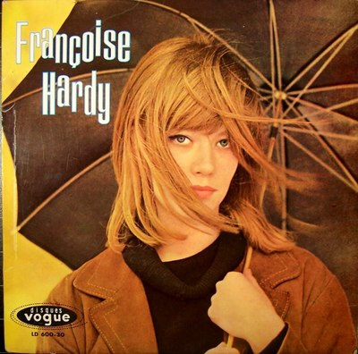 Francoise Hardy poster G342610