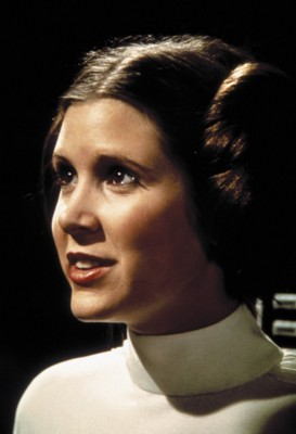Carrie Fisher poster G34295