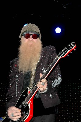 Billy Gibbons poster G343299