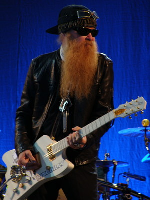 Billy Gibbons poster G343300