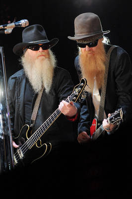 Billy Gibbons poster G343301