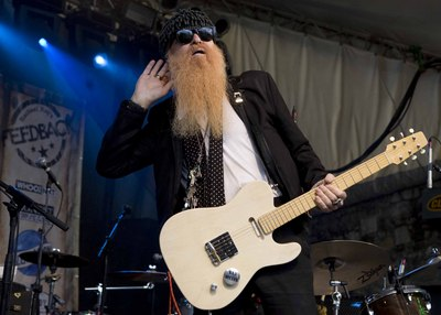 Billy Gibbons poster G343302