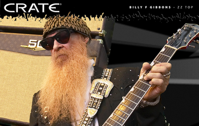 Billy Gibbons poster G343303