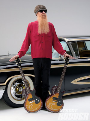 Billy Gibbons poster G343304