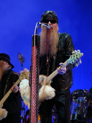 Billy Gibbons poster G343306