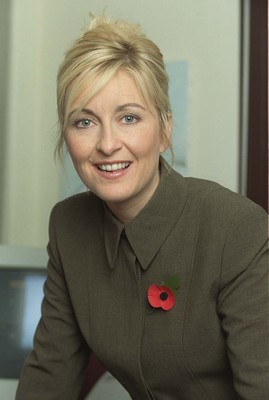 Fiona Phillips poster G358684