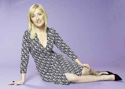 Fiona Phillips poster G358693