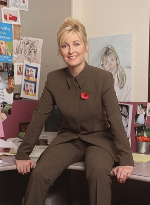 Fiona Phillips poster G358709