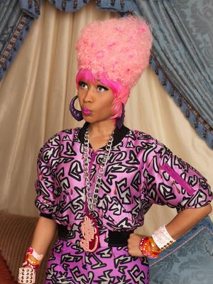 Nicki Minaj poster G400136