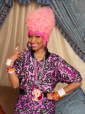 Nicki Minaj poster G400137