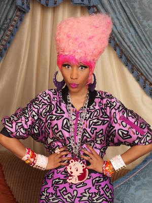 Nicki Minaj poster G400138