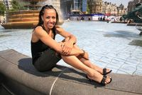 Dame Kelly Holmes picture G407125