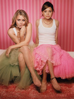 Ashley & Mary Kate Olsen picture G407618