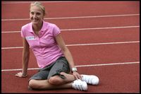 Paula Radcliffe picture G429113