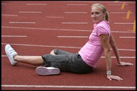 Paula Radcliffe picture G429116