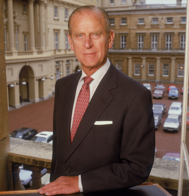 Prince Philip poster G440224