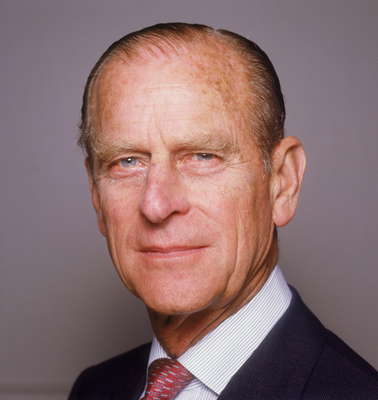 Prince Philip poster G440225