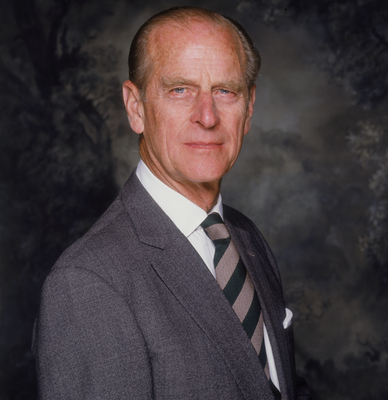 Prince Philip poster G440226