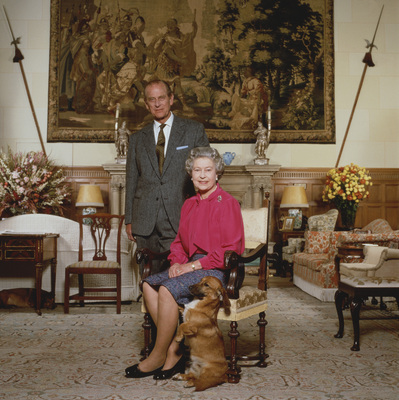 Prince Philip poster G440227