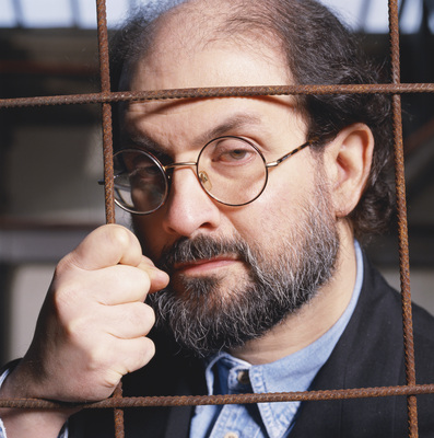 Salman Rushdie poster G441664
