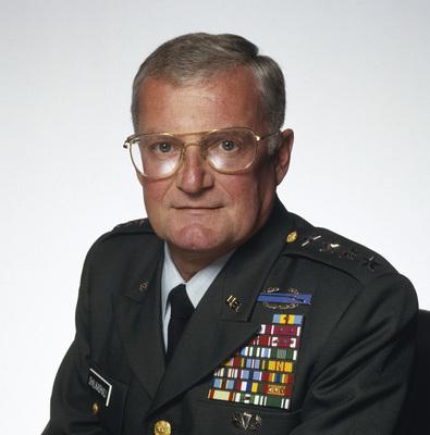 General Shalikashvili poster G441869
