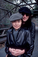 John Lennon and Yoko Ono picture G442158