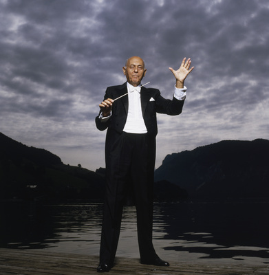 Georg Solti poster G442882