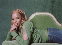 Mary J Blige picture G448925