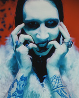 Marilyn Manson picture G456244