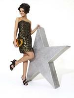 91x61cm #81884 Michelle Keegan White Dress Poster Plakat