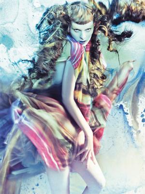 Karen Elson poster G472619