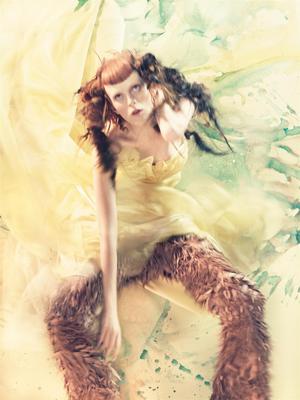 Karen Elson poster G472620