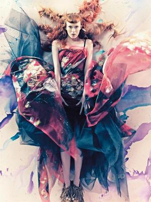 Karen Elson poster G472635