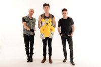 The Script picture G493210
