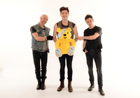 The Script picture G493211