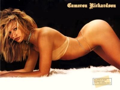 Cameron Richardson poster G5076