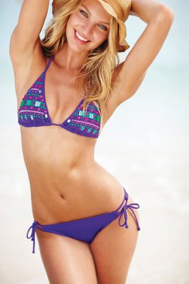 Candice Swanepoel poster G509075