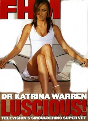 Katrina Warren poster G51612