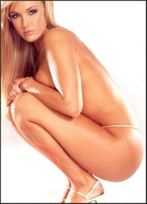Nikki Visser poster G51780