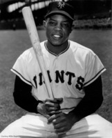 Willie Mays picture G520656