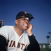Willie Mays picture G520657