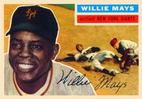 Willie Mays picture G520659