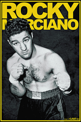 Rocky Marciano poster G521054
