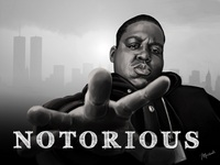 Notorious B.I.G picture G521576