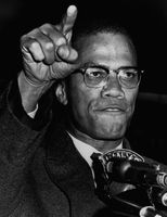 Malcolm X picture G521633