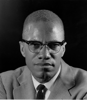 Malcolm X picture G521636
